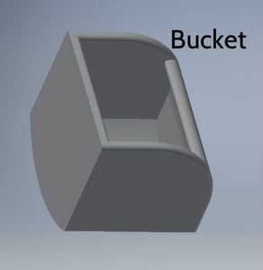 Attaching the Bucket