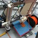 Building a  Prusa i3 3D Printer
