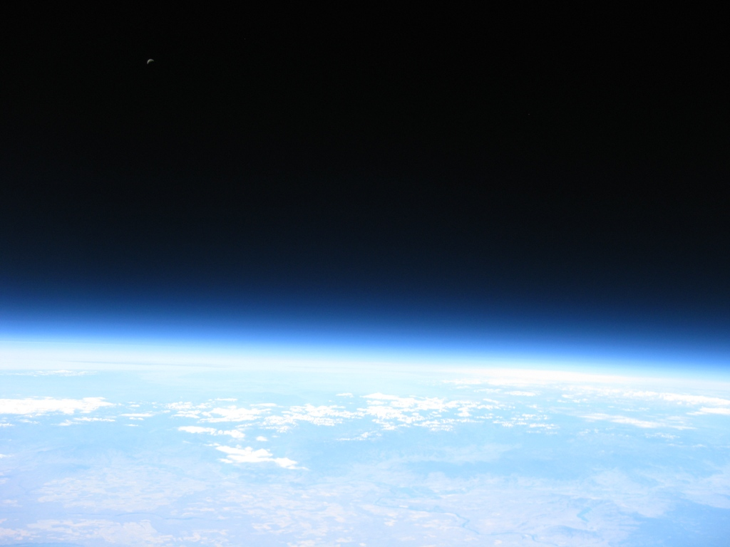 Picture of Low-cost Near Space Without HAM Radios or Cellphones