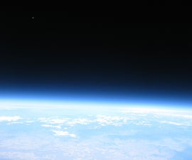 Low-cost Near Space Without HAM Radios or Cellphones