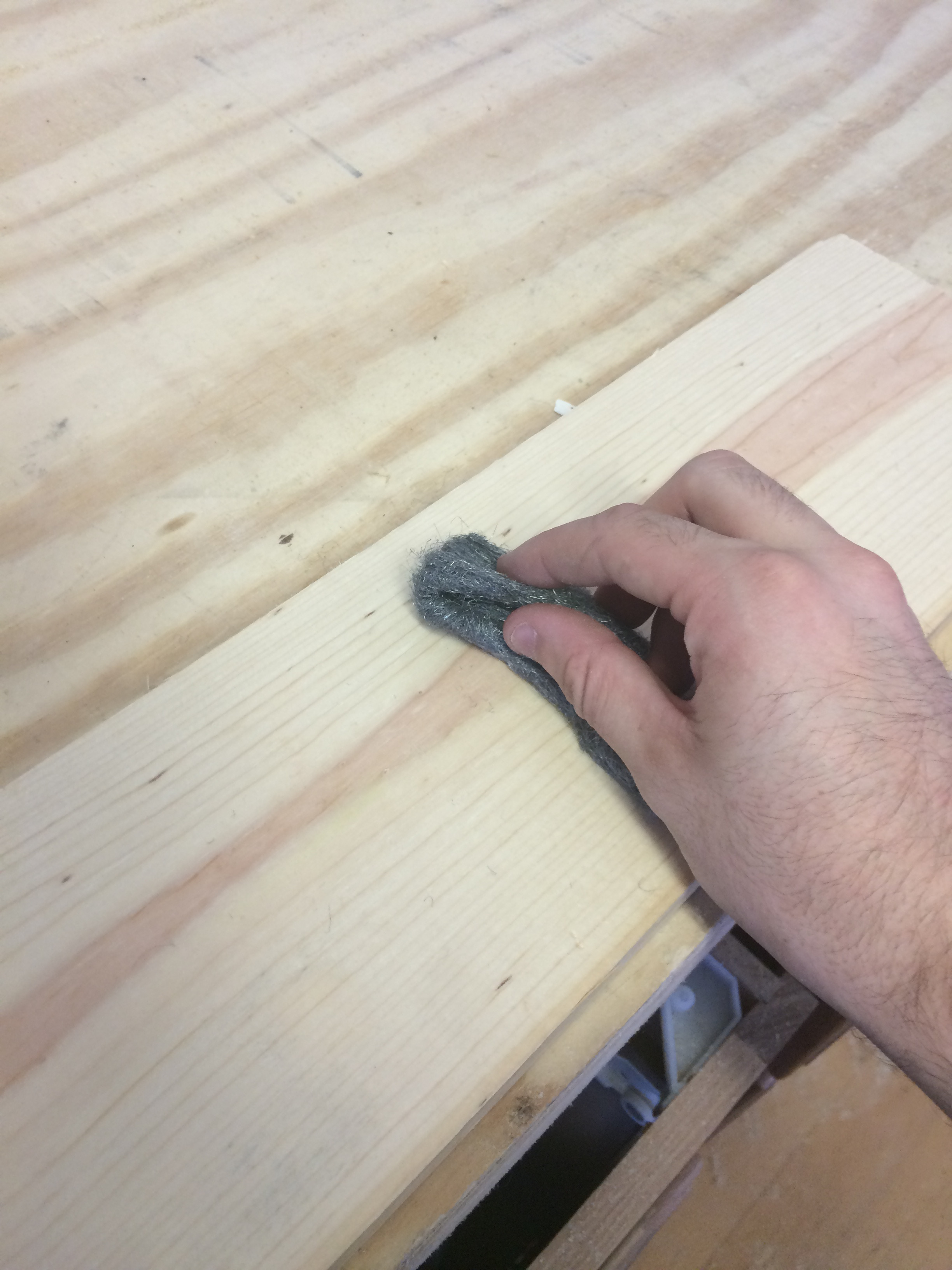 Picture of Prep the Wood