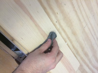 Prep the Wood