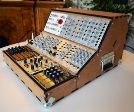 Eurorack modular synth base