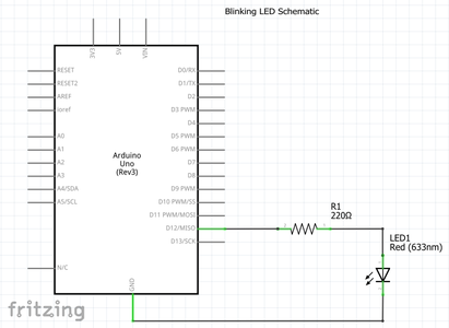Sketching a Circuit Diagram/Schematic