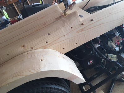 Building Quarter, Quarter Panels