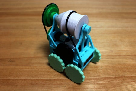 Make Something With Pulleys!
