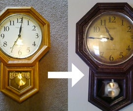 Wall Clock Transformation