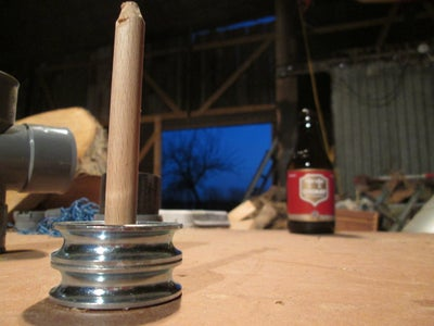 Carving the Spindle