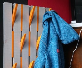 Design Coat Rack
