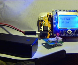 Arduino: Nokia LCD & Sensors