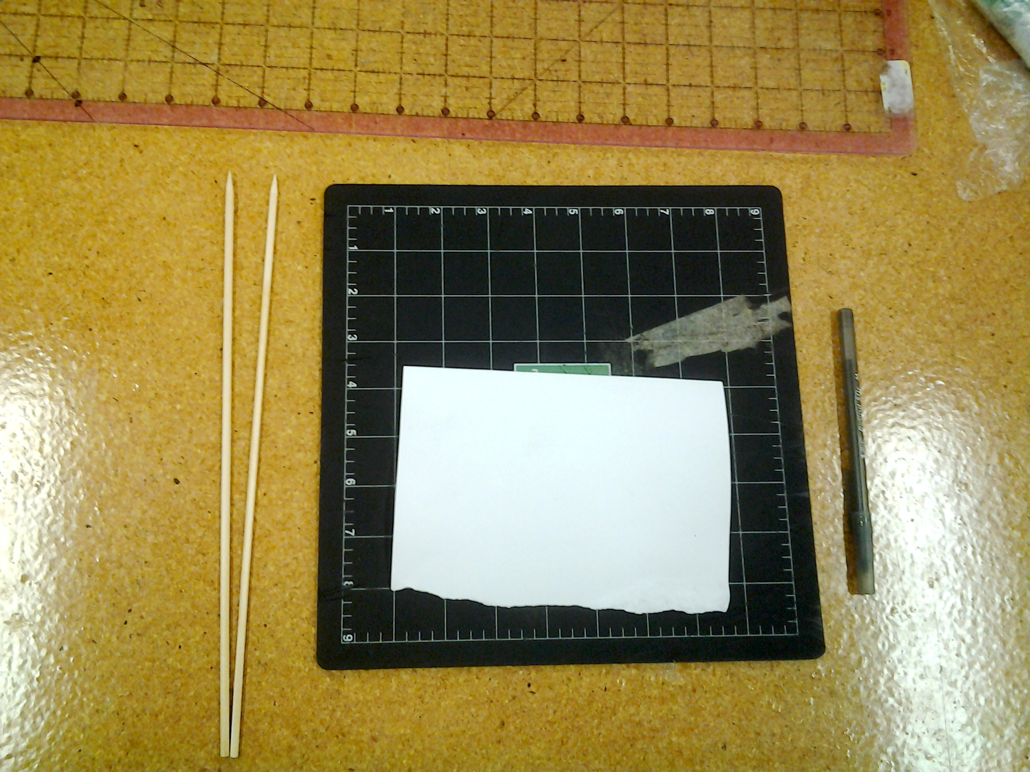 Picture of Make Our Template and Making Our Jig for Rolling.