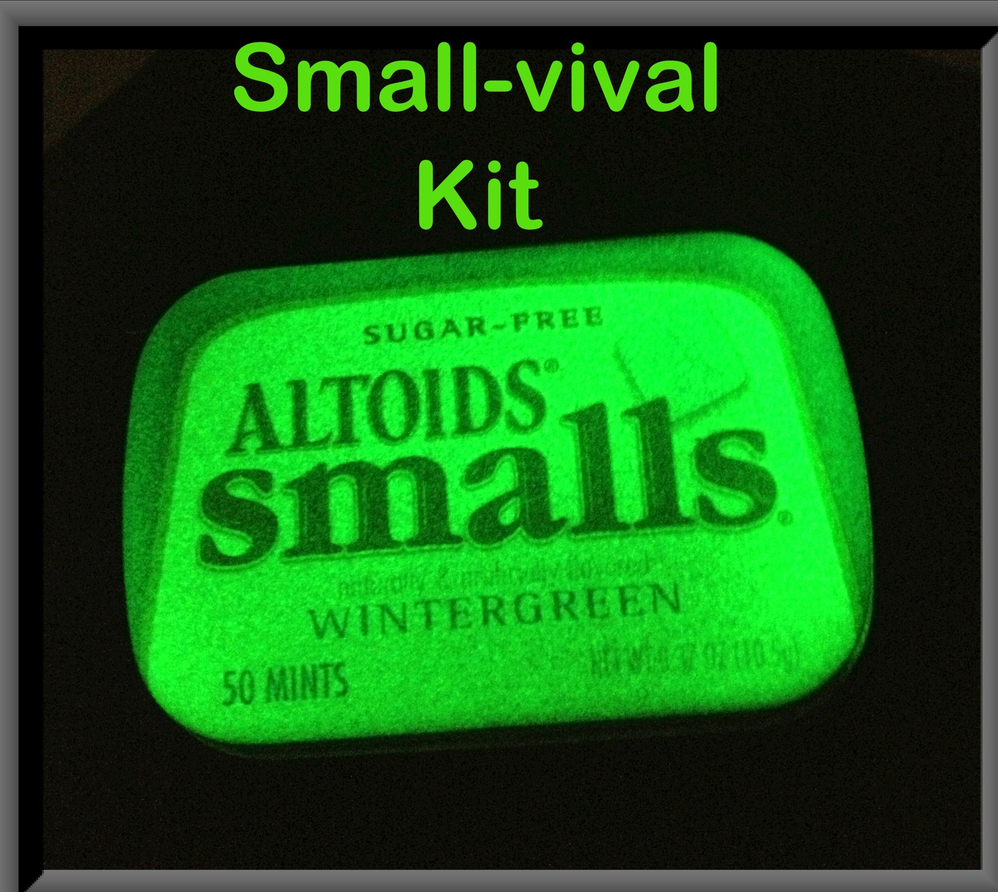 Picture of Small-vival Kit