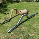 How to make stainless exhaust!