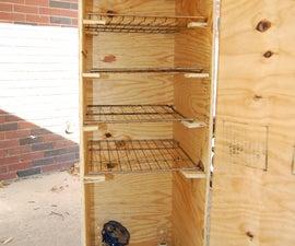 Box food dehydrator