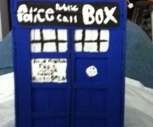 Making Your Very Own TARDIS