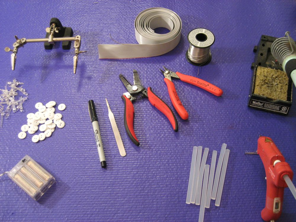 Picture of List of Materials