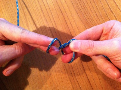 Constrictor Knot, Seizing Knot or Bag Knot