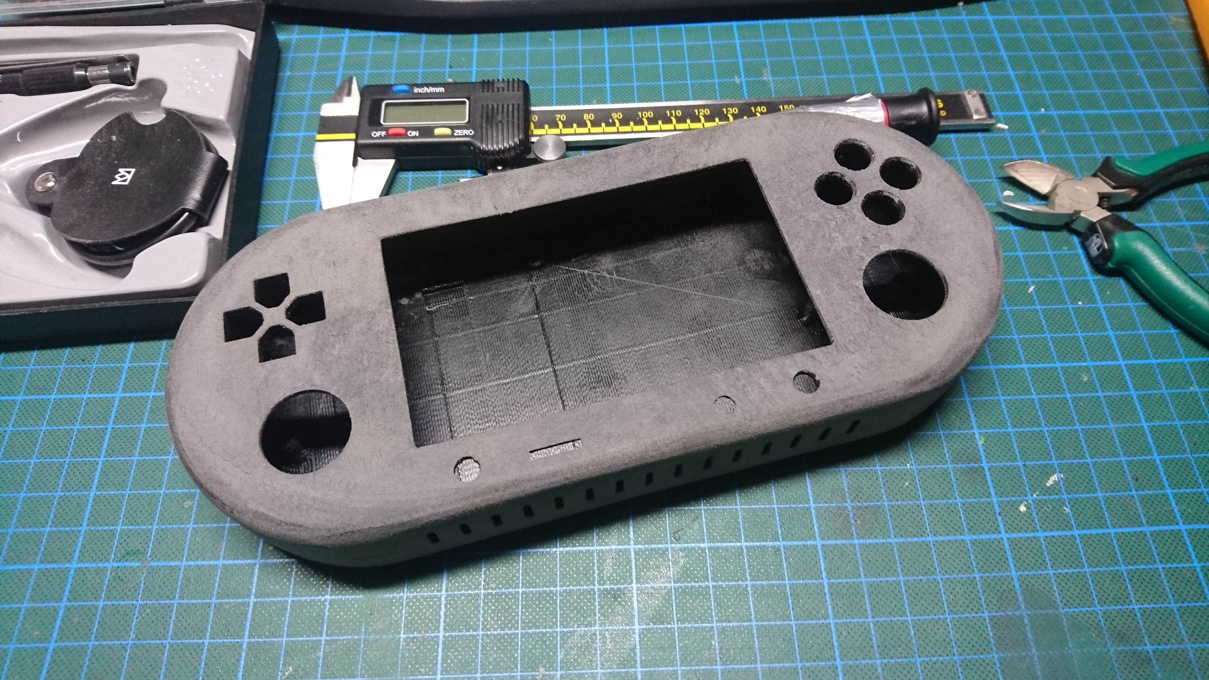 Picture of 3D Print Post-processing (Case)