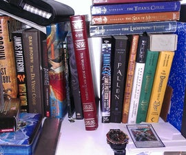 Hidden Book Love Compartment