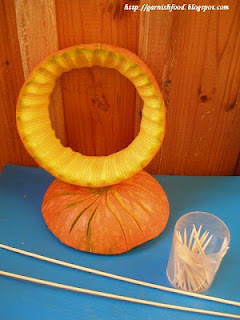 Picture of Pumpkin Frame