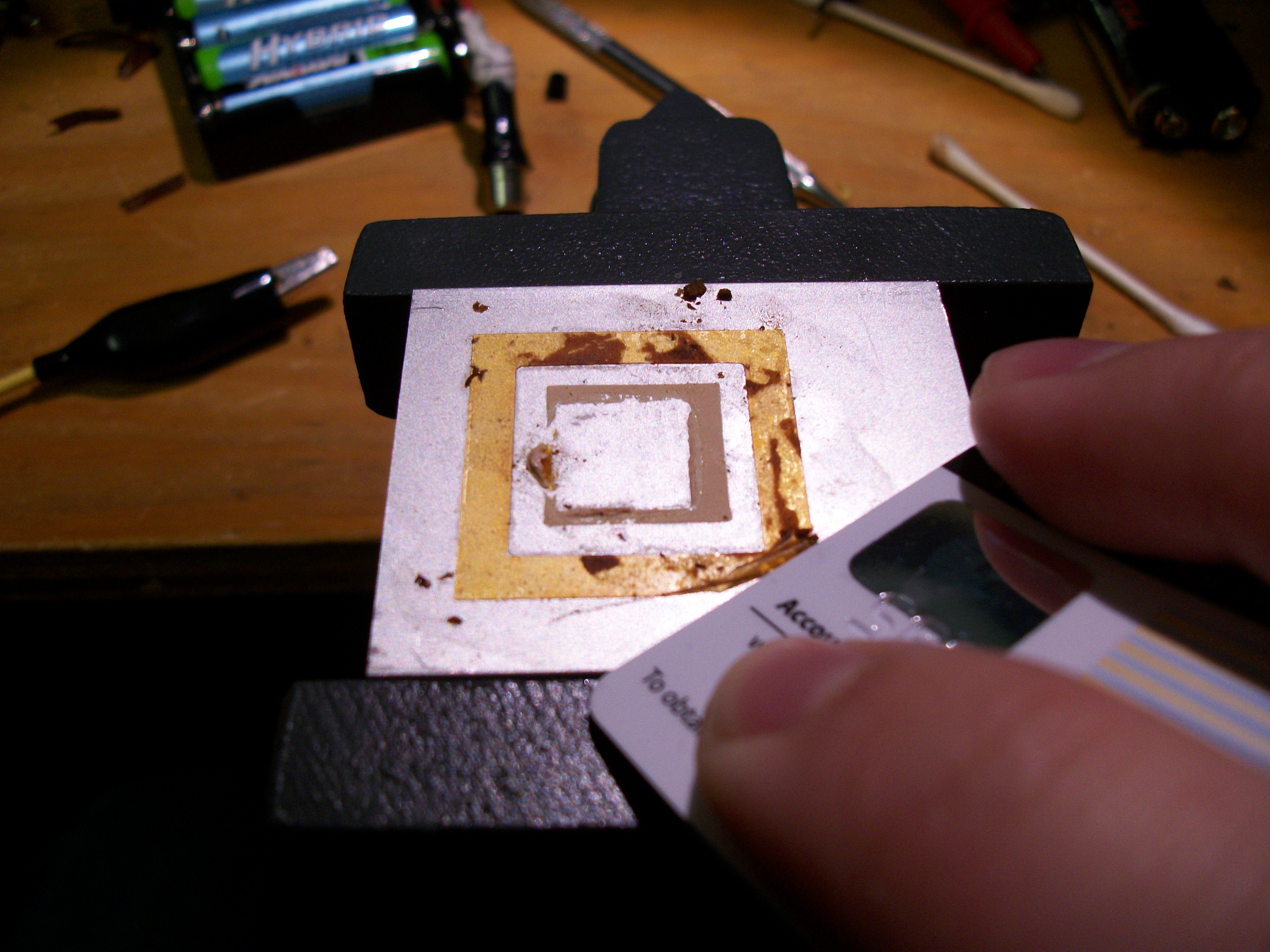 Picture of First, Locate a Heatsink and Clean It