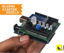 How to Make Bluetooth Shields for Upload Sketch to Arduino