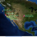 Ues Python Code Monitoring the Global Earthquake
