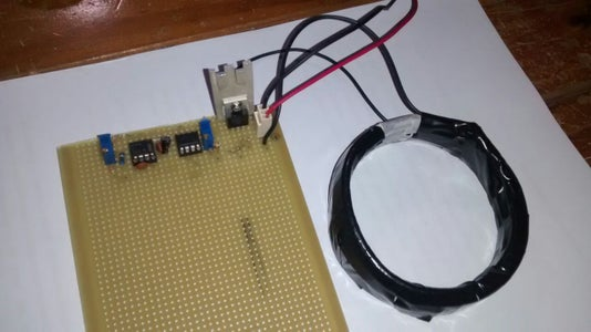 Making the Power Transmitter