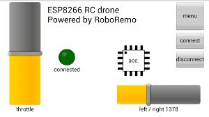 Picture of EDITING USER INTERFACE IN ROBOREMO APP:-