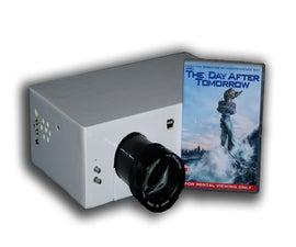 DIY Multimedia LED Projector (video manual)