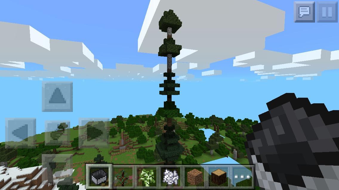 Picture of Tree on Tree on Tree!