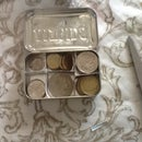 Easy altoids wallet