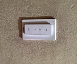 Philips Hue Dimmer Outlet Cover