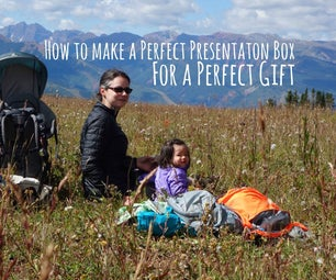Make a Perfect Presentation Box for a Perfect Gift (including the Things Martha Stewart Forgot to Tell You!)