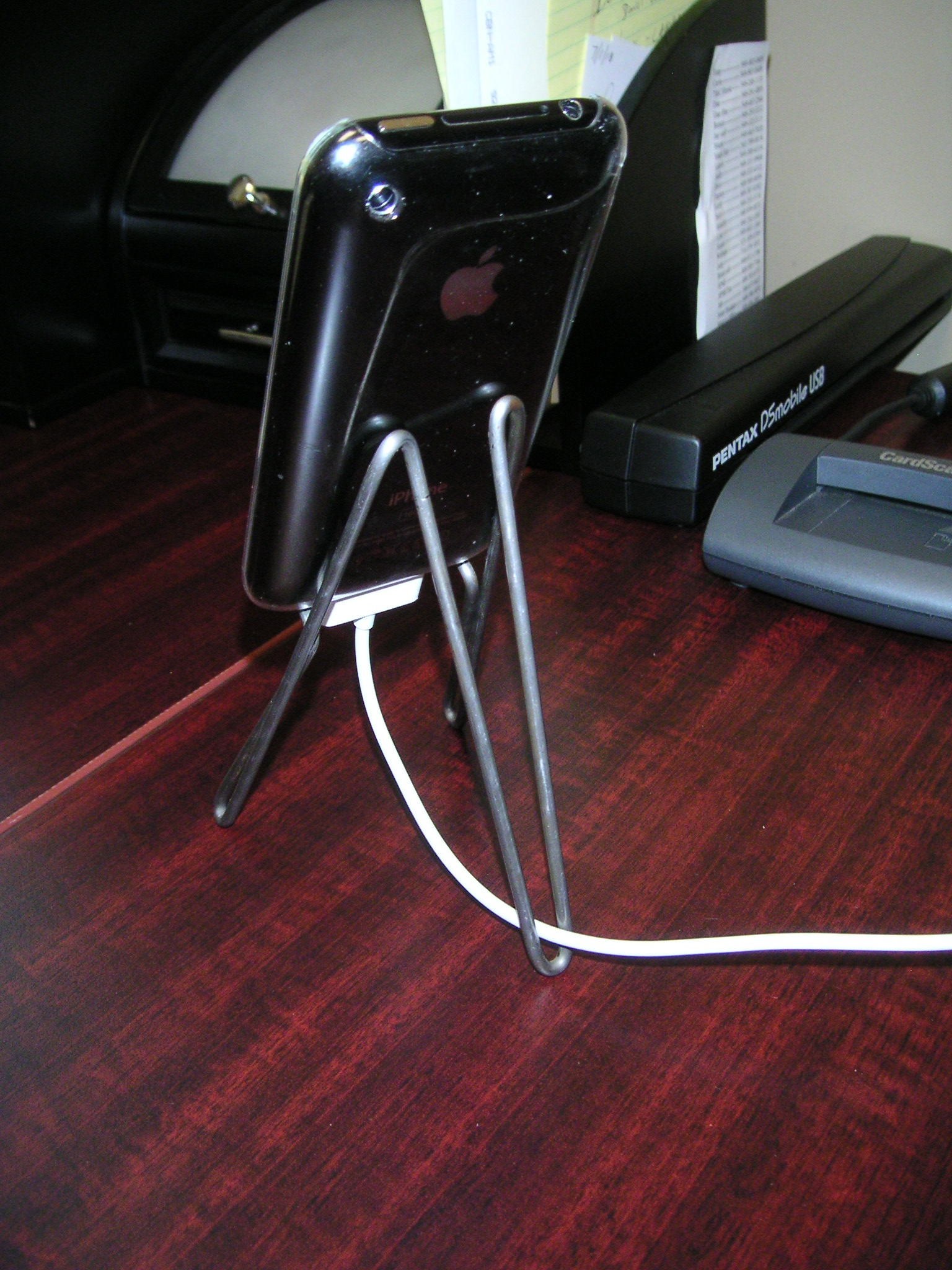 Picture of Functional Apple IPhone Stand