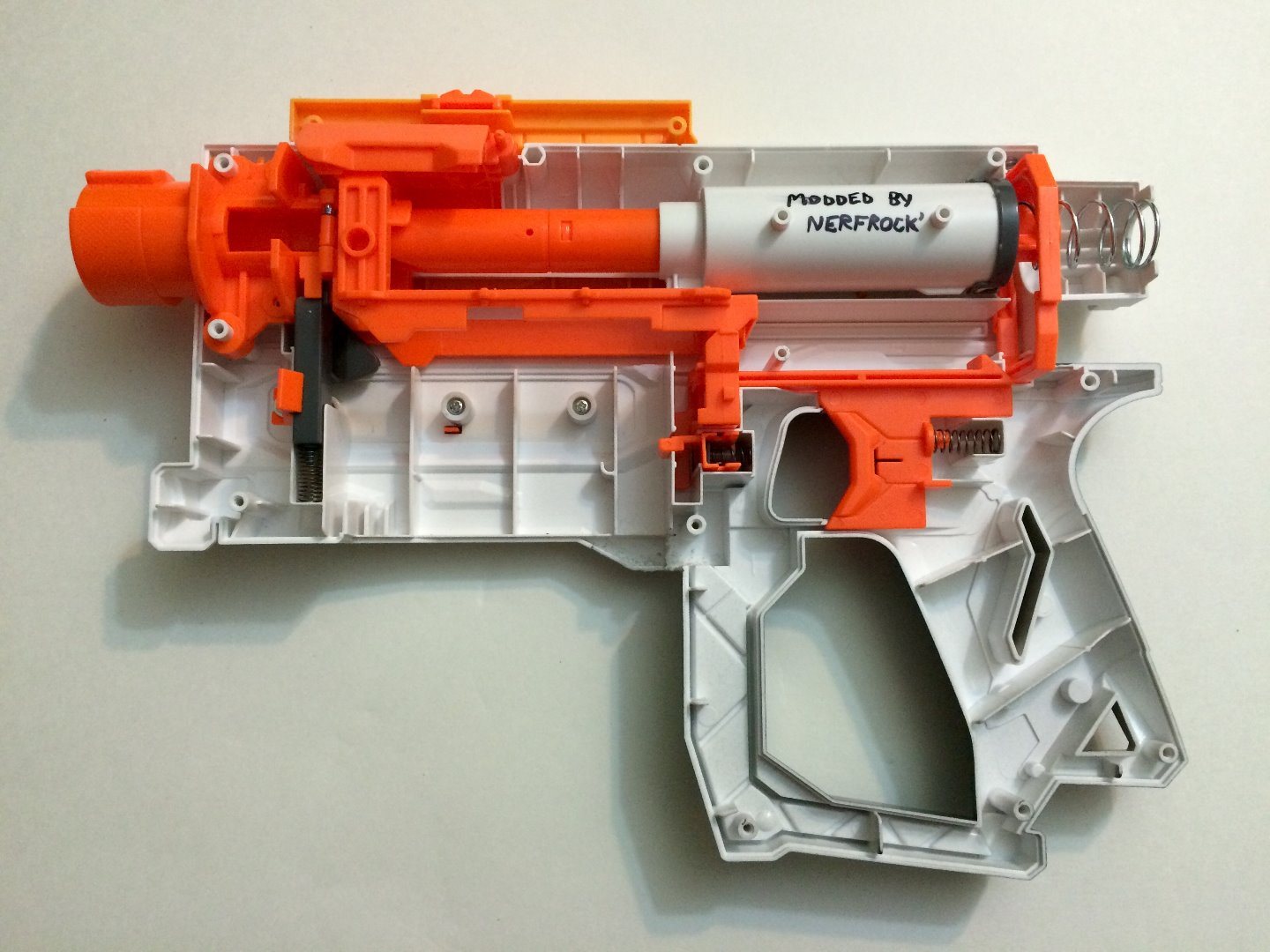 Picture of Reassembling the Blaster