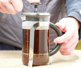 How to make Perfect Coffee with French Press at home!