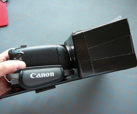 Easy build TelePrompter for your video camera
