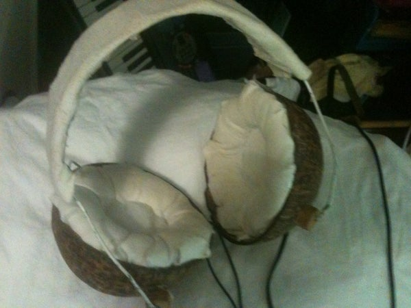 Coconut Headphones