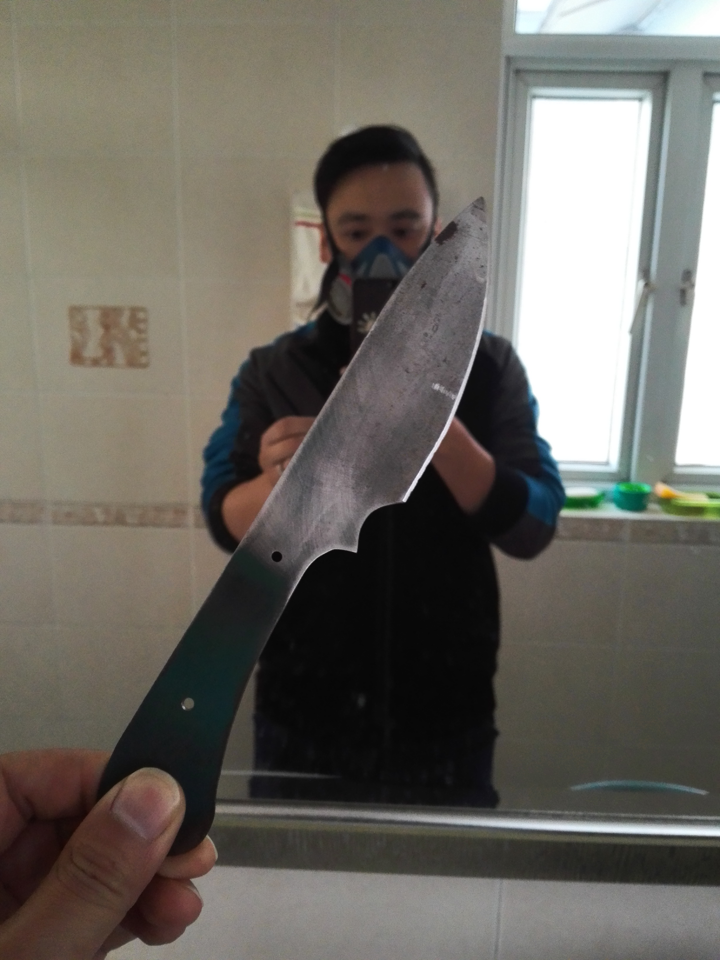 Picture of Sharpening the Knife