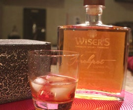 Glass Engraving | Laser Engraved Whisky Bottle