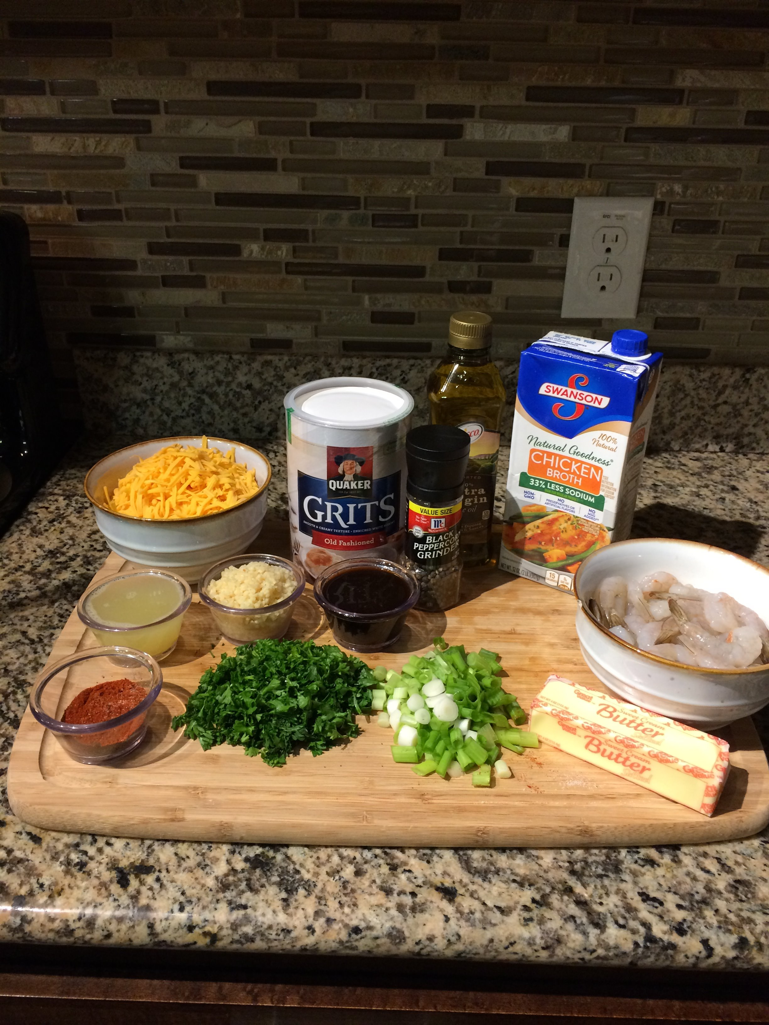 Picture of Step 4: Prepare Ingredients for Cooking