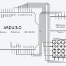 4X4 Keypad Input Display Through OLED