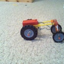Knex small off-roader