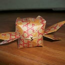 Origami Box with Wings... The Evolution!