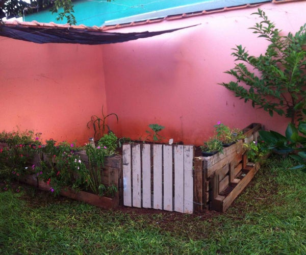 Organic Garden in Your Garden