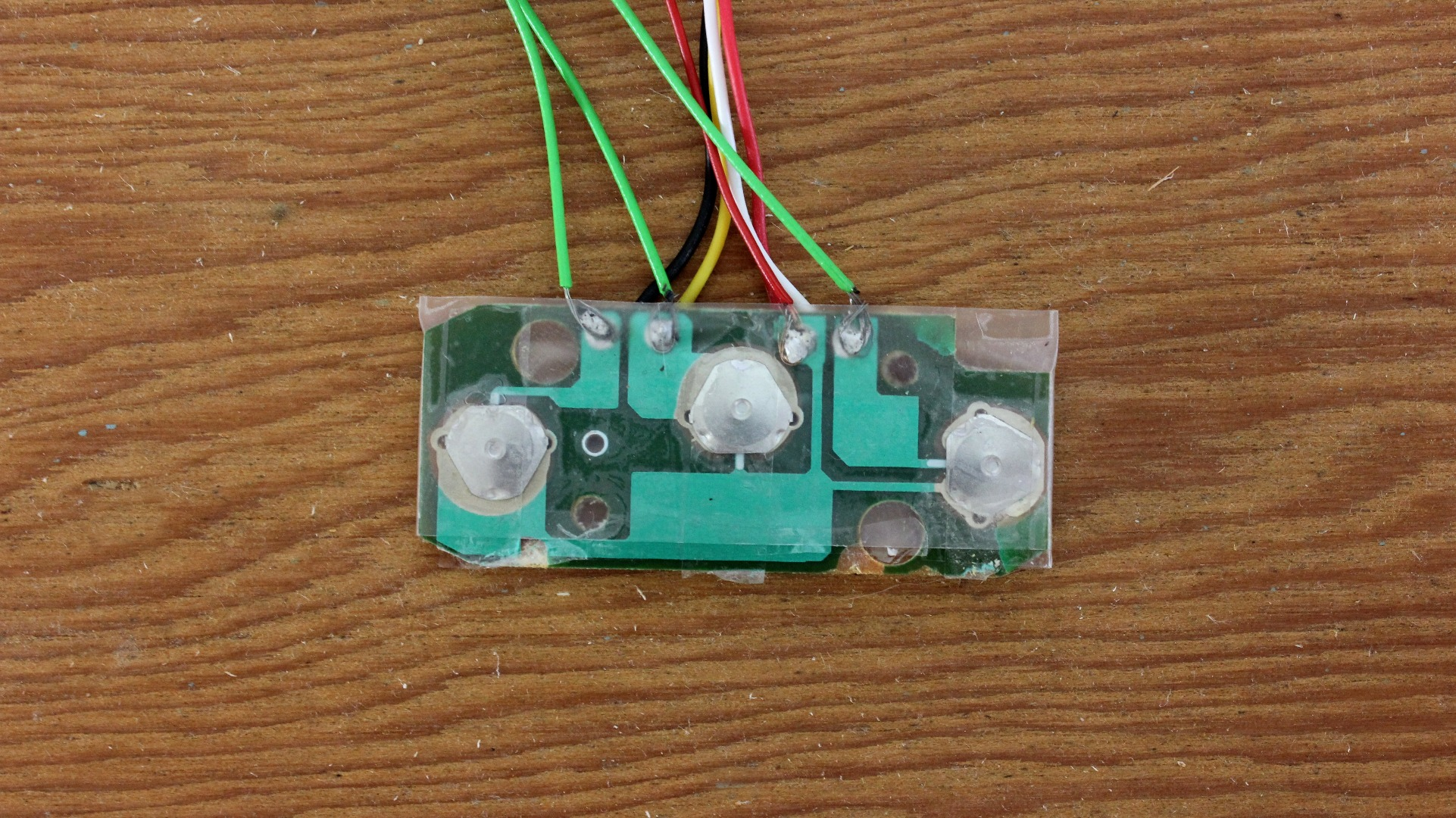 Picture of Solder an Extension Wire Onto Each Switch Terminal