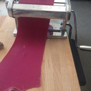 Make Pasta Sheets