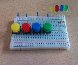 How to: Multiple Buttons on 1 Analog Pin - Arduino Tutorial