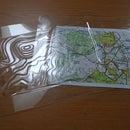 See Through Contour Map